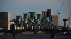 River of Thames, London