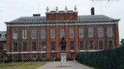 Kensington Palace im Kensington Garden, ist der frühere Wohnsitz von Lady Diana